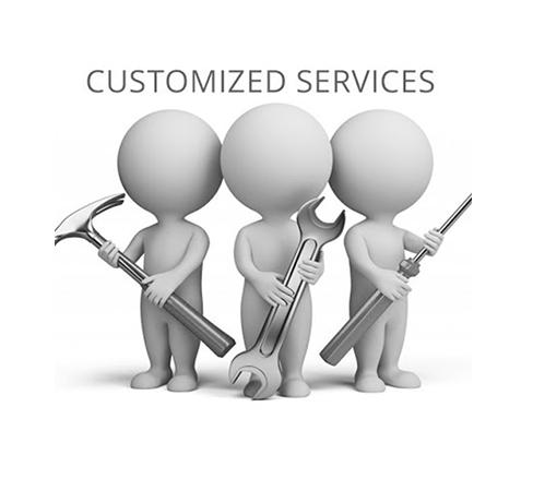 Customize designs